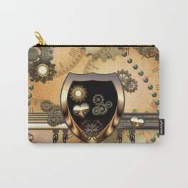 Steampunk Carry-All Pouch