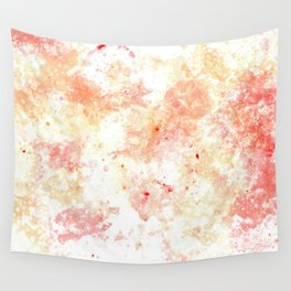 Warm bubbles Wall Tapestry