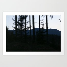 Europe. Travel. Nature. Photography. Art Print