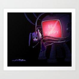 Stolen Joy Art Print