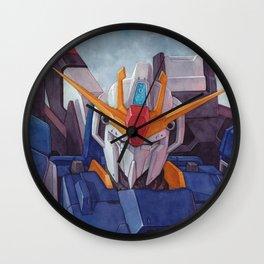Zeta Gundam Wall Clock