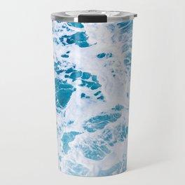 Perfect Ocean Sea Waves Travel Mug