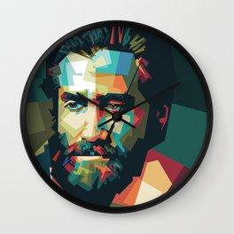 Jake Gyllenhaal - Mad4U Wall Clock