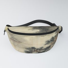 Lan Ying Clearing Autumn Mists in the Chu Mountains Fanny Pack