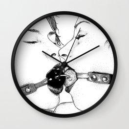 asc 519 - Les jumelles célestes (The parallel planets) Wall Clock
