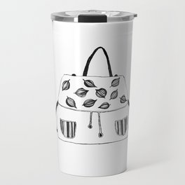 Leaf bag Travel Mug