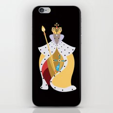 Queen Wolf iPhone & iPod Skin