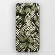 In The Icy Air of Night - Silver Screen Edition iPhone & iPod Skin