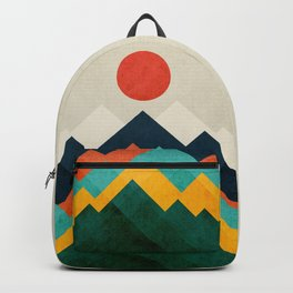 The hills are alive Backpack