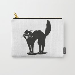 Scaredy Cat Carry-All Pouch