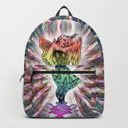 Rainbow Unicorn Nymph Backpack