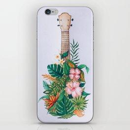 Tropical Ukulele iPhone Skin