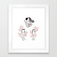 We should be together Framed Art Print