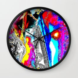 Connected Wall Clock