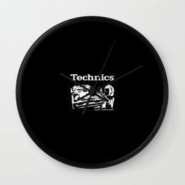 Technics Wall Clock