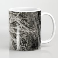 greek Mugs featuring Greek goddess Gaia. by Viviana Gonzalez