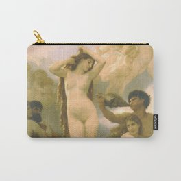 Birth of Venus by William Bouguereau Carry-All Pouch
