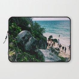 Playa Paraiso II Laptop Sleeve