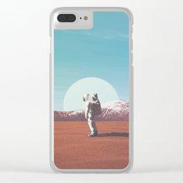 Fatamorgana Clear iPhone Case