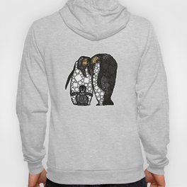 Family First - Penguin Family Snuggle - 57 Montgomery Ave Hoody