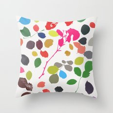wildrose 1 Throw Pillow