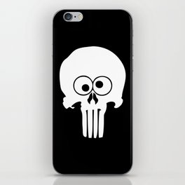 The Funisher iPhone Skin