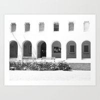 silent Art Prints featuring Silent by PPPYO