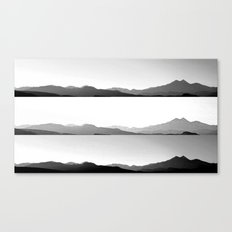 Skyline II Canvas Print