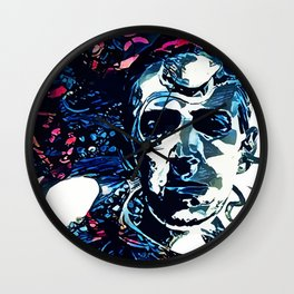 lovecraft Wall Clock