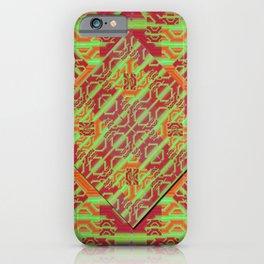 Diamond Spiral iPhone Case