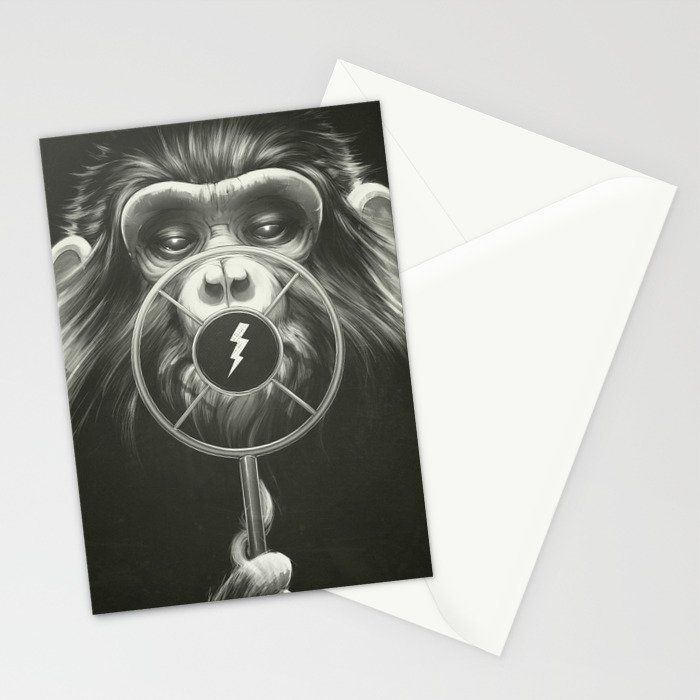 On Air Stationery Cards