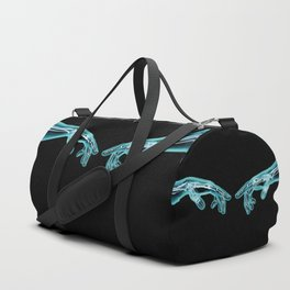Electromagnetic Inception Duffle Bag