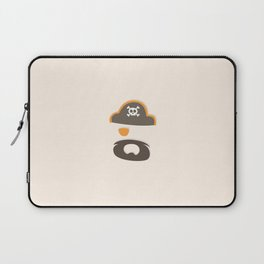 My little orange Pirate Laptop Sleeve