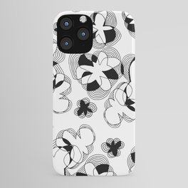 Blooming 3 iPhone Case
