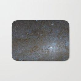 Spiral Galaxy NGC 247 Bath Mat