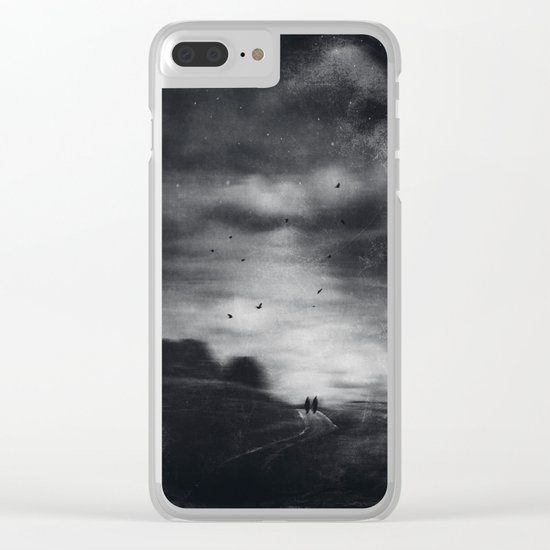 our unity Clear iPhone Case