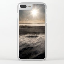 Desolation Clear iPhone Case