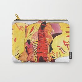 Sherbet the Elephant Carry-All Pouch