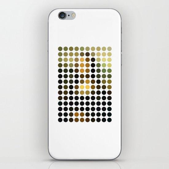 Mona Lisa iPhone & iPod Skin