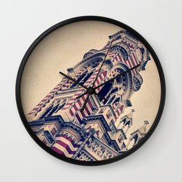 Iglesia del Carmen Wall Clock