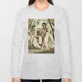 Morning Ride Long Sleeve T-shirt