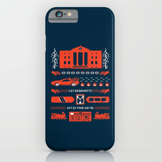 1.21 Stitches iPhone & iPod Case