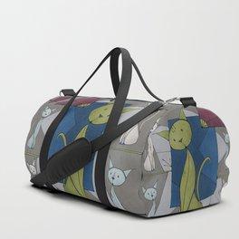 Kitties Duffle Bag