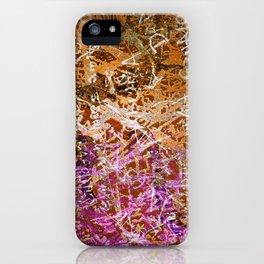 Grunge Background 3 iPhone Case