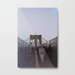 Brooklyn Souls Metal Print