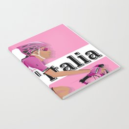 GIRO D'ITALIA Grand Cycling Tour of Italy Notebook