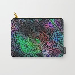 Love of Life Mandala dark Carry-All Pouch