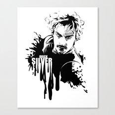 Fandom Inked » Quicksilver Canvas Print