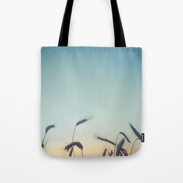 Summer of Straw Tote Bag