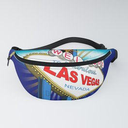 Welcome to Las Vegas Fanny Pack
